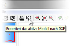 Modul: DXF-Export