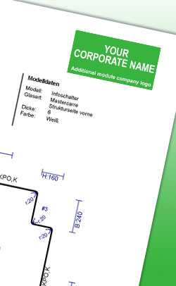 Module: Integration of your corporate name